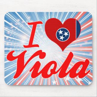 I Love Viola, Tennessee Mousepads