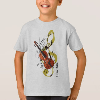 I Love Violin T-Shirt