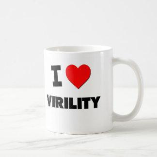 I love Virility Mug