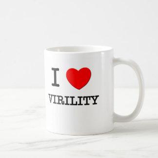 I Love Virility Mugs