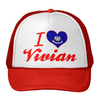 I Love Vivian, Louisiana Cap