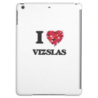 I love Vizslas
