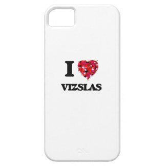 I love Vizslas iPhone 5 Cases