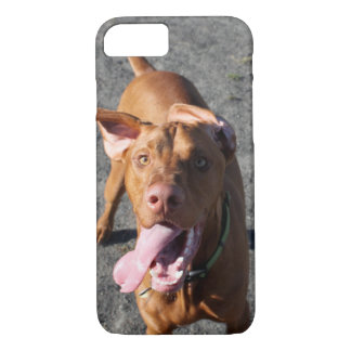 I love Vizslas iPhone 8/7 Case