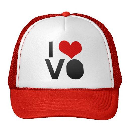I Love VO Cap