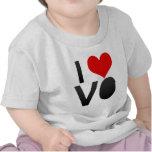 I Love VO T-shirts