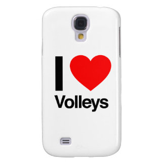 i love volleys samsung galaxy s4 covers