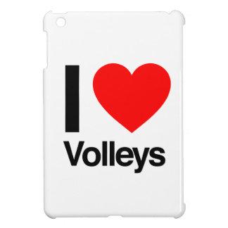 i love volleys iPad mini cover