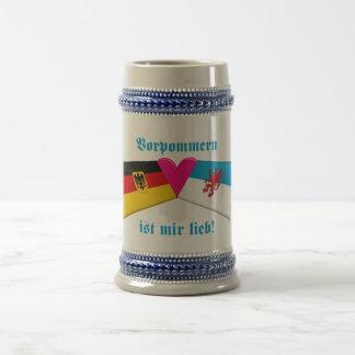 I Love Vorpommern ist mir lieb Mug