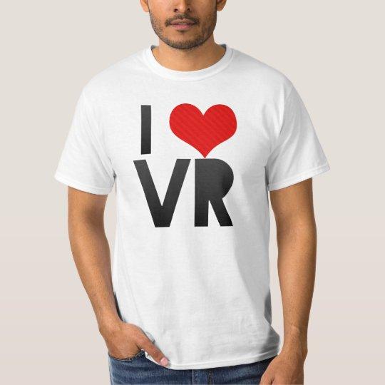 I Love VR T-Shirt