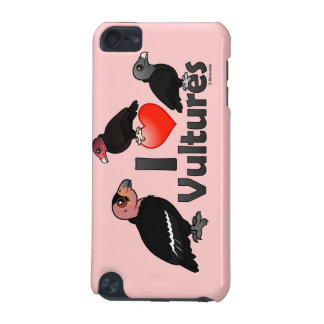 I Love Vultures (North America) iPod Touch (5th Generation) Case