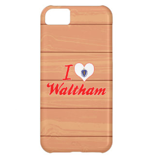 I Love Waltham Massachusetts iPhone 5C Case