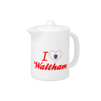 I Love Waltham, Massachusetts