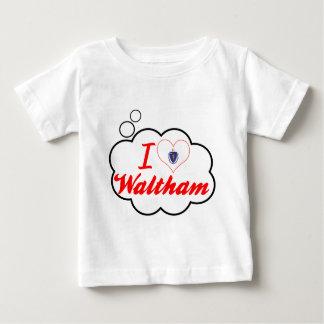 I Love Waltham, Massachusetts Tshirts