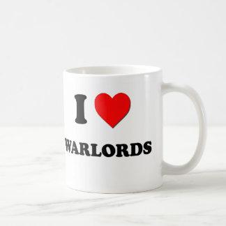 I love Warlords Coffee Mug