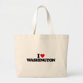 I LOVE WASHINGTON BAGS