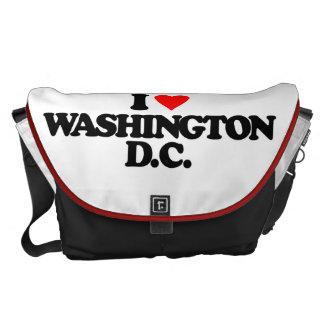 I LOVE WASHINGTON D.C. COURIER BAG