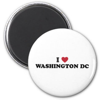 I Love Washington DC Magnet