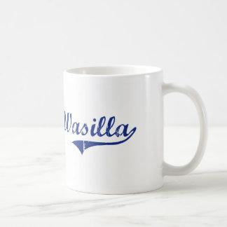 I Love Wasilla Alaska Basic White Mug