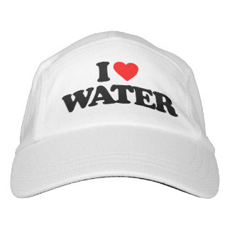 I LOVE WATER HAT