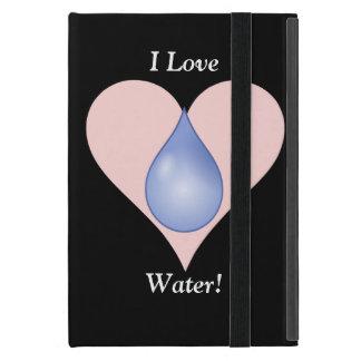 I Love Water! iPad Mini Cover