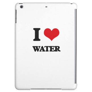 I love Water
