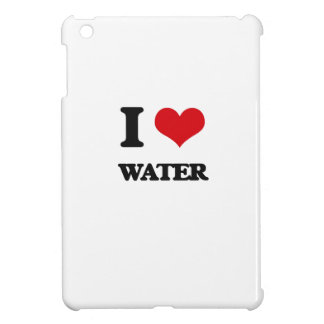 I love Water Cover For The iPad Mini