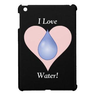 I Love Water! iPad Mini Covers