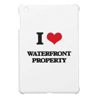 I love Waterfront Property iPad Mini Case