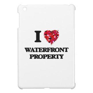 I love Waterfront Property iPad Mini Cases