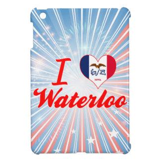 I Love Waterloo, Iowa iPad Mini Cases