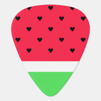 I Love Watermelon Plectrum