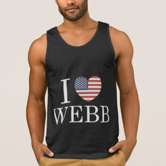 I Love Webb Tank