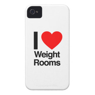 i love weight rooms iPhone 4 Case-Mate case