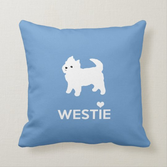 I Love Westie Dogs - West Highland White