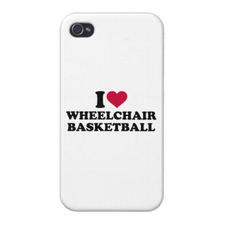 I love wheelchair basketball case for iPhone 4