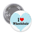 I love Wheelchair Buttons