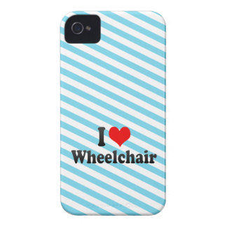 I love Wheelchair iPhone 4 Covers