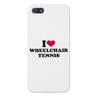 I love wheelchair tennis iPhone 5 covers