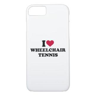 I love wheelchair tennis iPhone 7 case