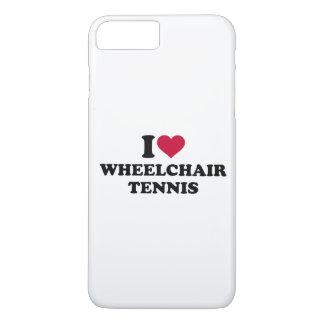 I love wheelchair tennis iPhone 7 plus case