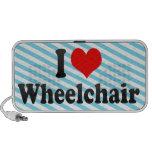 I love Wheelchair Travelling Speaker