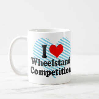 I love Wheelstand Competition Coffee Mugs
