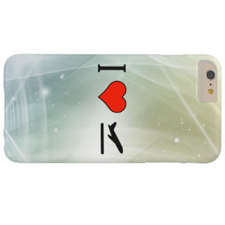 I Love When The Plane Is Taking Off Barely There iPhone 6 Plus Case