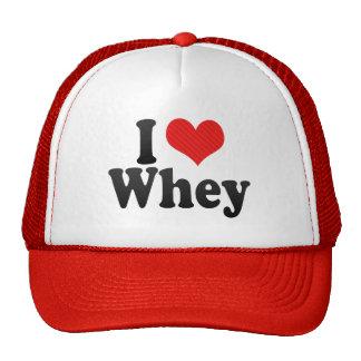 I Love Whey Hat