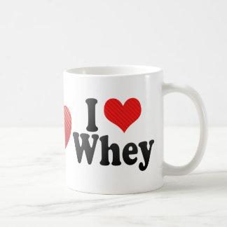 I Love Whey Mug