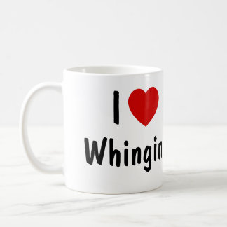 I Love Whinging Coffee Mug