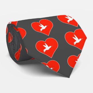 I Love Wild Tie