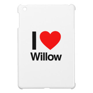 i love willow case for the iPad mini