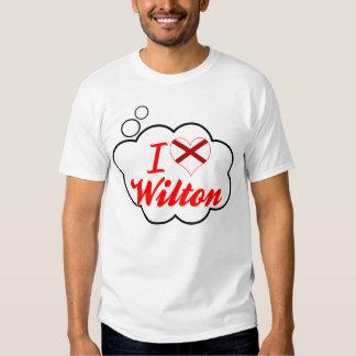 I Love Wilton, Alabama Shirts